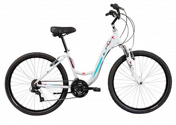 Bicicleta Caloi Ceci Classic Branca Aro 26