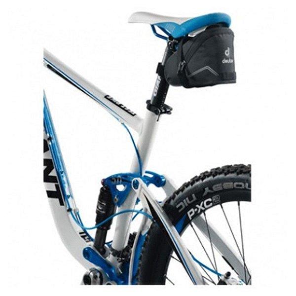 Bolsa de Selim P/Bicicleta - Deuter Bag 1 - Nylon 210 e PU - Preto