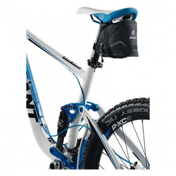 Bolsa de Selim P/Bicicleta - Deuter Bag 2 - Nylon 210 e PU - Preto