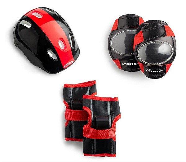Kit Proteção Atrio Infantil Masculino