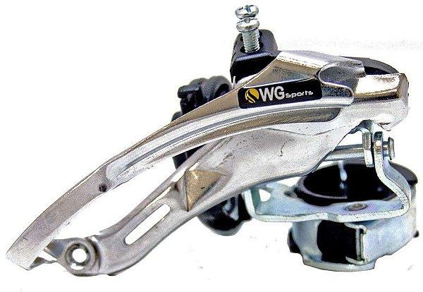 Câmbio Dianteiro WG Indexado Dual 42 Dentes