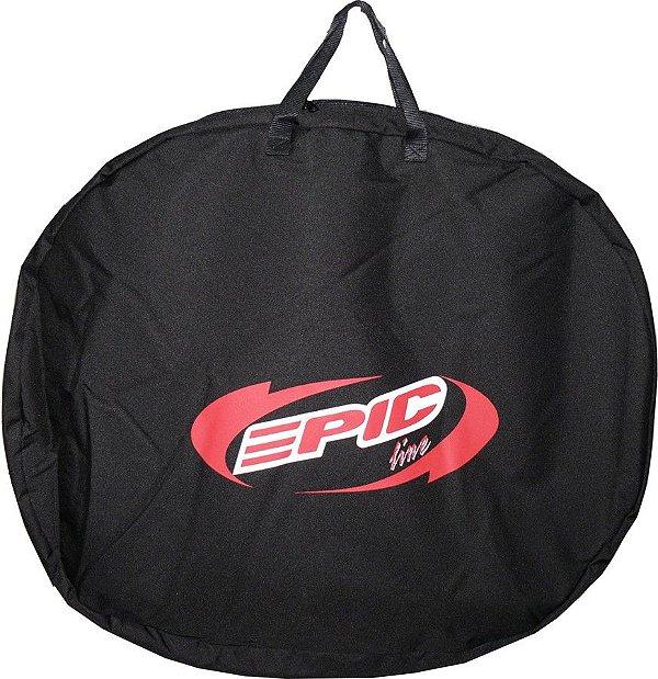 Bolsa para Rodas Epic SH803DD-3 Preta