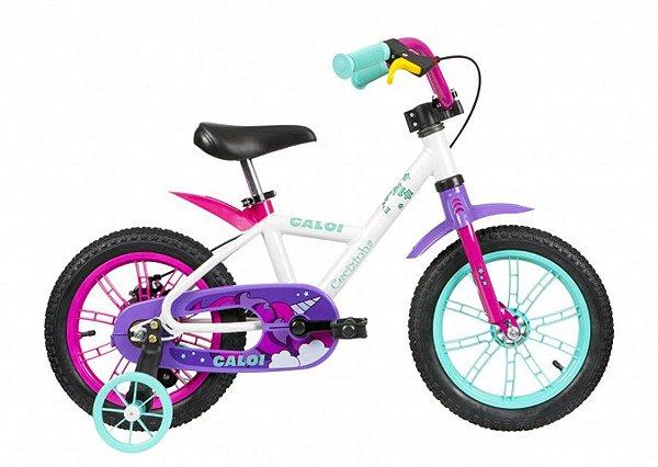 Bicicleta Infantil Caloi Cecizinha Aro 14