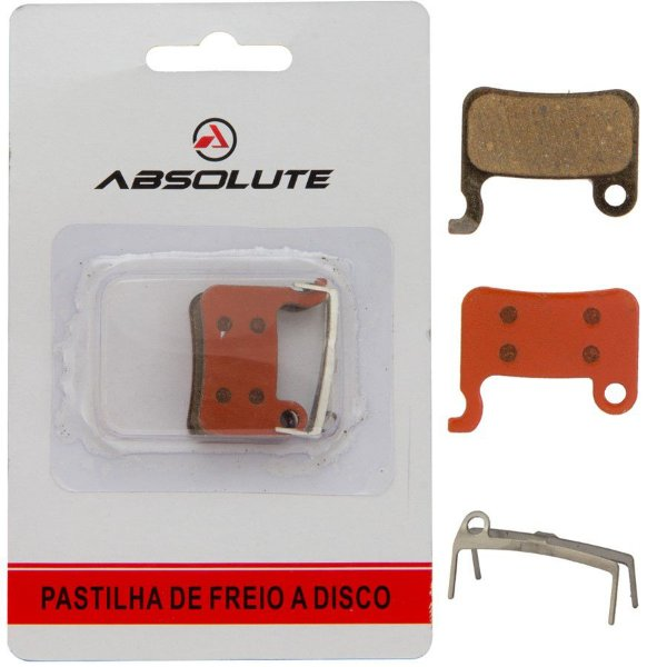 Pastilha Absolute ABS-04S Orgânica