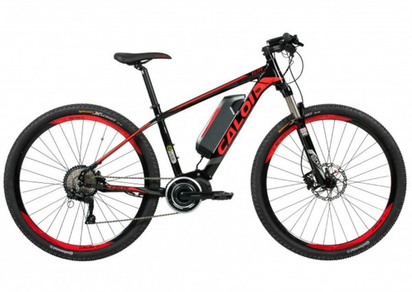 Bicicleta Caloi MTB Elétrica E-Vibe Elite Aro 29