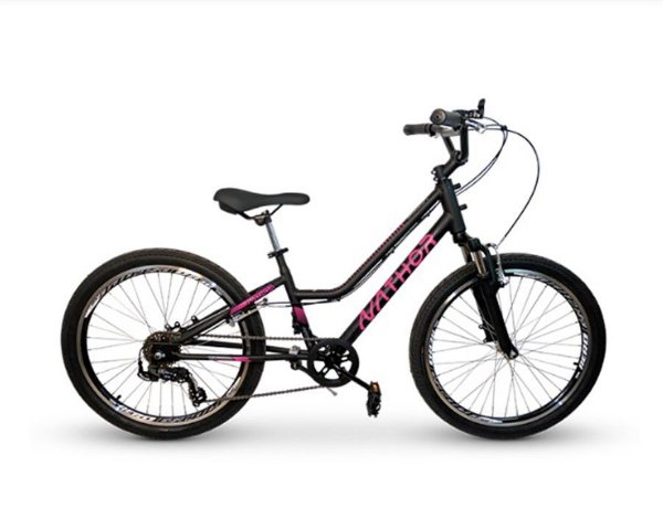 Bicicleta Nathor Bella Aro 24 2020