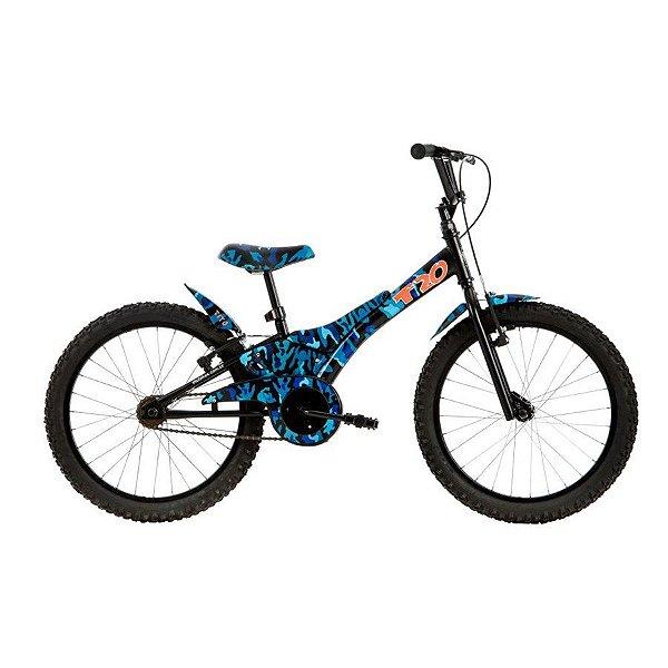 Bicicleta Infantil Aro 20 - Groove T20 - Aço - Camuflada
