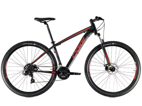 Bicicleta Aro 29 MTB - Oggi Hacker Sport - 21 Velocidades - Alumínio - Cores
