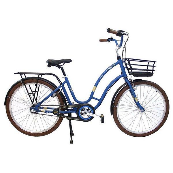 Bicicleta Aro 26 - Nathor Anthon - Shimano Nexus 3v - Aço - Cores
