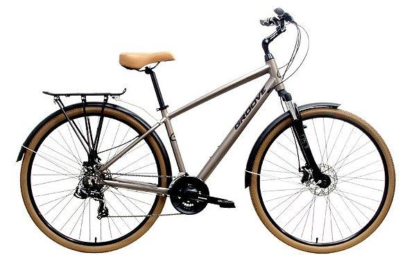 Bicicleta Groove Blues Grafite Aro 700 2020