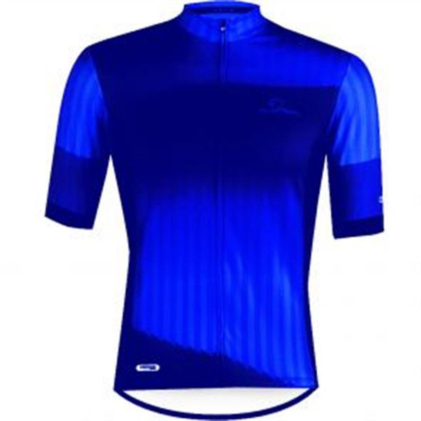 Camisa de Ciclismo - Mauro Ribeiro - Hold - Azul