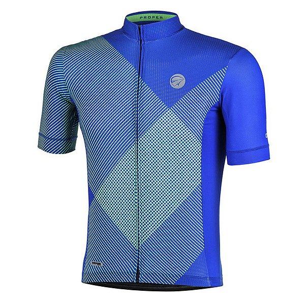 Camisa de Ciclismo - Mauro Ribeiro - Proper - Masculina