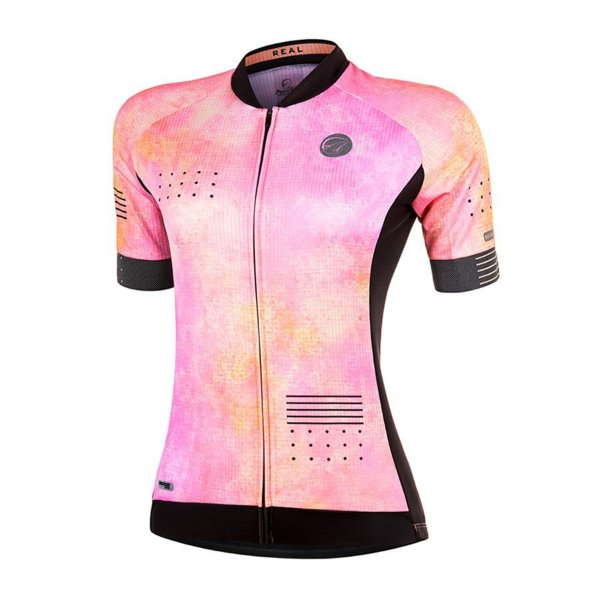 Camisa Mauro Ribeiro Feminina Real Pink