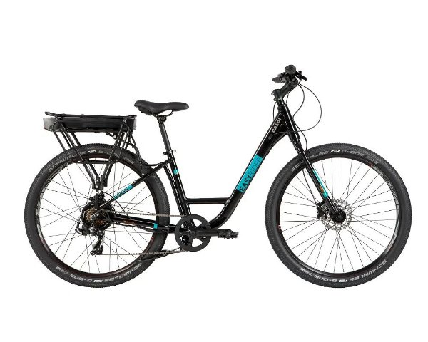 Bicicleta Elétrica Aro 27.5 - Caloi E-Vibe Easy Rider - Shimano Tourney - Alumínio
