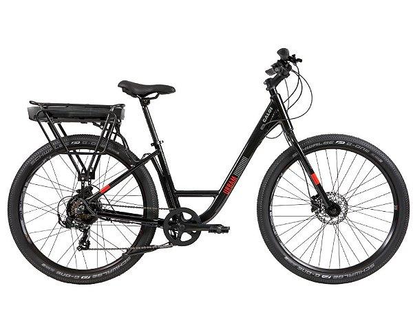 Bicicleta Caloi E-Vibe Urbam Elétrica Aro 27.5