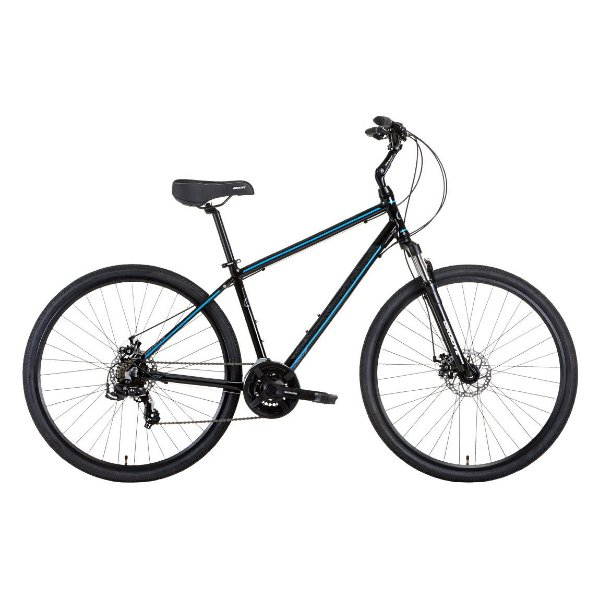 Bicicleta Groove Blues Preto Aro 700 21V