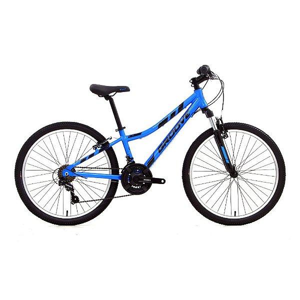 Bicicleta Grovee Ragga Aro 24 Alloy