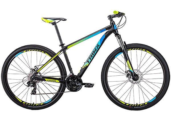 Bicicleta MTB Trinx M100 Pro Aro 29 24V