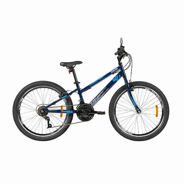 Bicicleta Caloi Max Aro 24