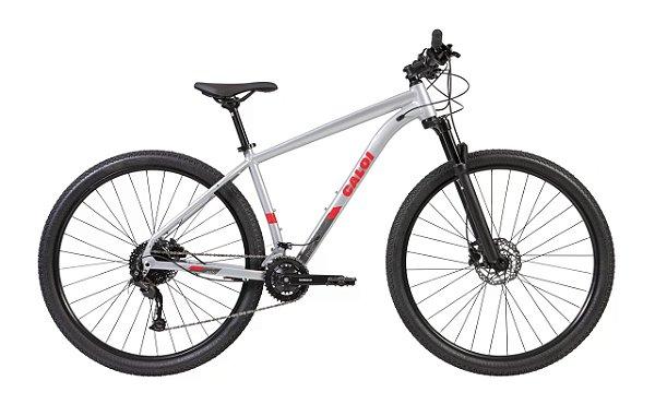 Bicicleta MTB Caloi Explorer Comp Aro 29 18V