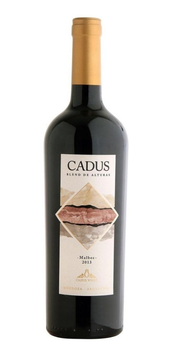 Cadus Blended de Alturas Malbec 750ml