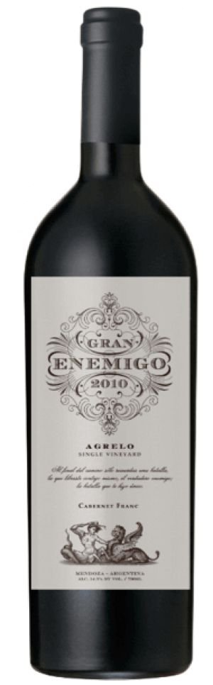 Gran Enemigo Agrelo 750ml