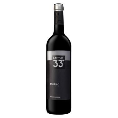 Latitud 33 Malbec 750ml