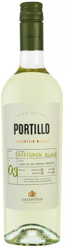 Portillo Sauvignon Blanc 750ml