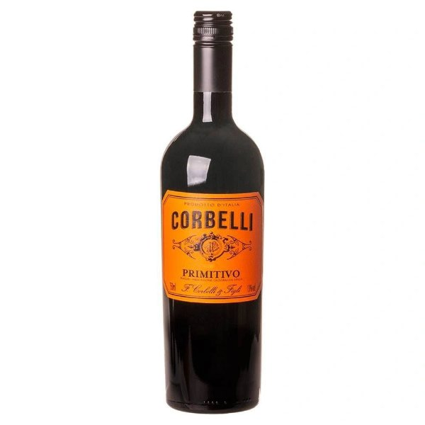 Corbelli Primitivo IGT Puglia 750ML