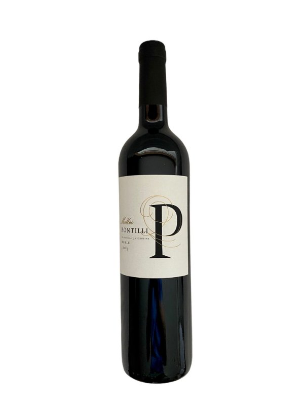 Pontilli Malbec Roble 750 ML.
