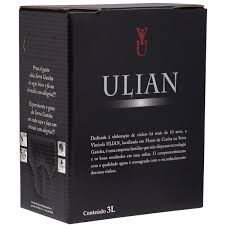 Ulian Merlot Bag in Box 5L