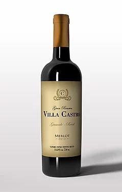 Villa Castro Gran Reserva Merlot