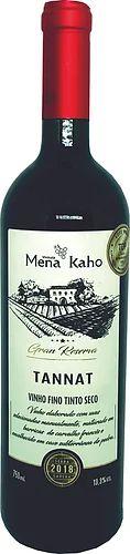 Mena Kaho Tannat Gran Reserva 750 ML