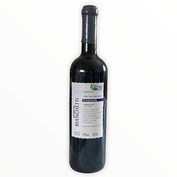 Bianchetti Orgânico Tinto Tempranillo - 750ml