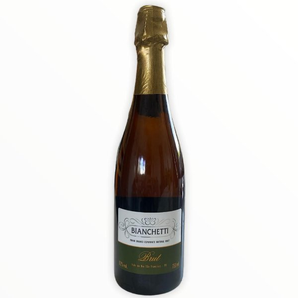 Espumante Bianchetti Natural Brut - 750ml