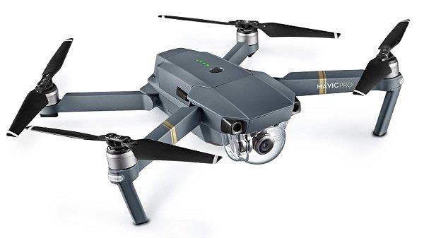 Drone Mavic Pro 4k Dji 7km Homologado Anatel