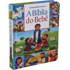 Bíblia Do Bebê Ilustrada - Indicada Para Bebês - Infantil