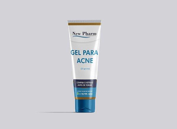 Gel para acne