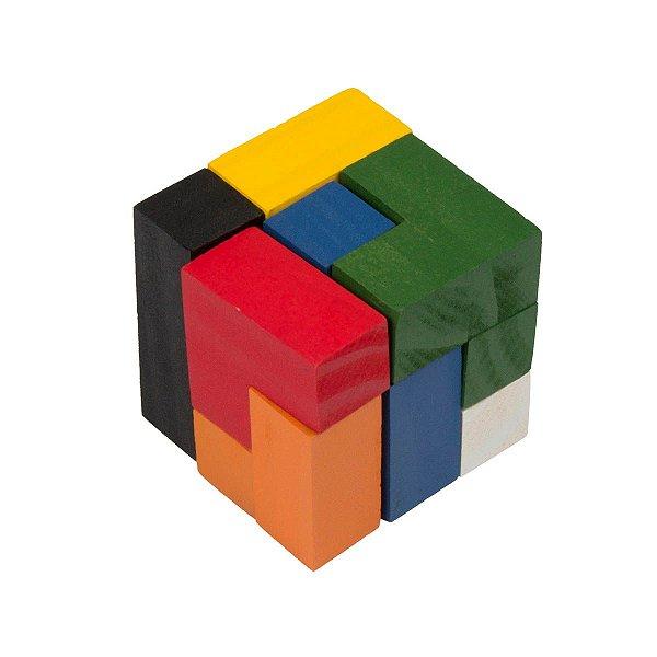 Cubo I Colorido
