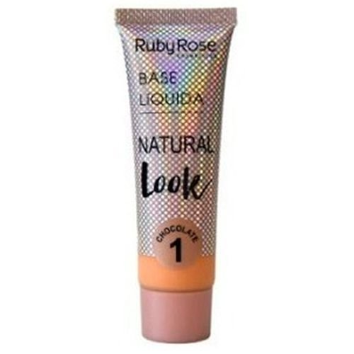 Base Natural Look Chocolate Ruby Rose