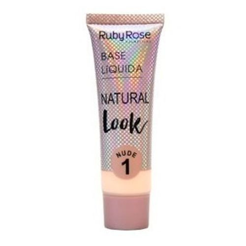 Base Natural Look Nude Ruby Rose