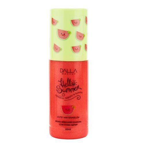 Bruma Fixadora Hello Summer Dalla Make Up
