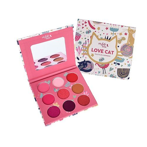Paleta de Sombras Love Mylife Teen