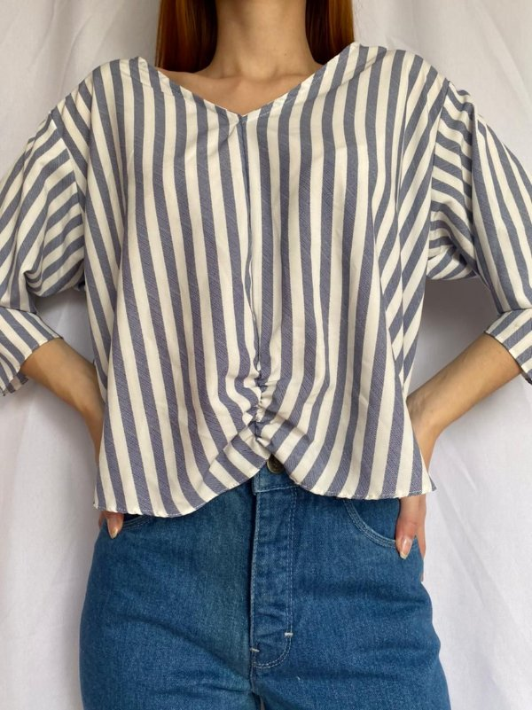 Blusa Listrada (P/M)