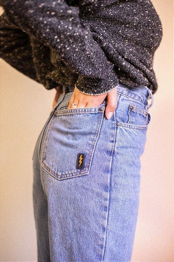 Calça Mom Jeans Zoomp (38/40)