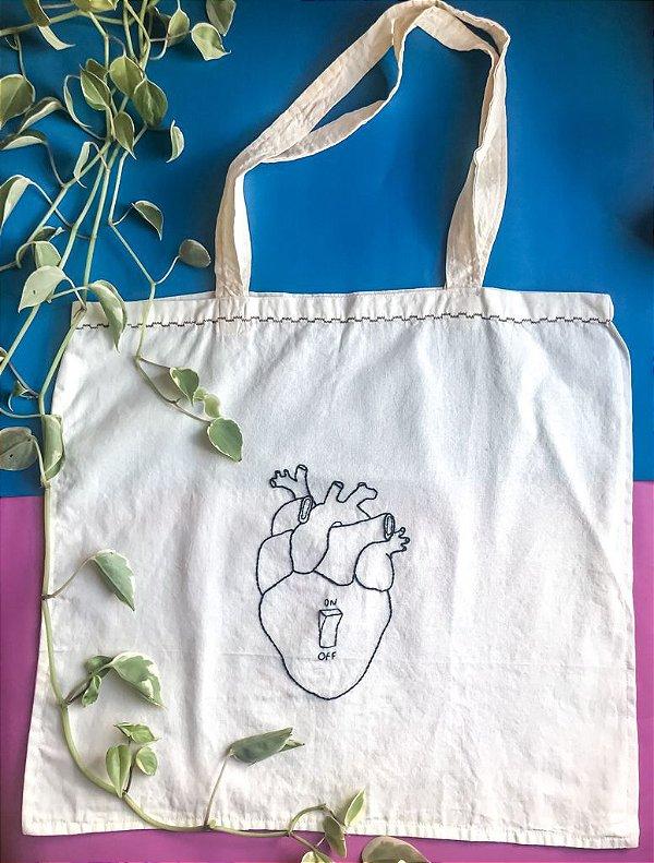 Ecobag Heart