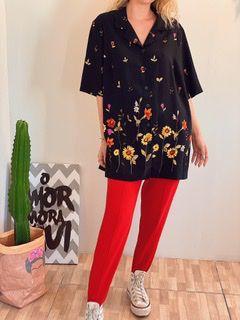 Camisão Kimono