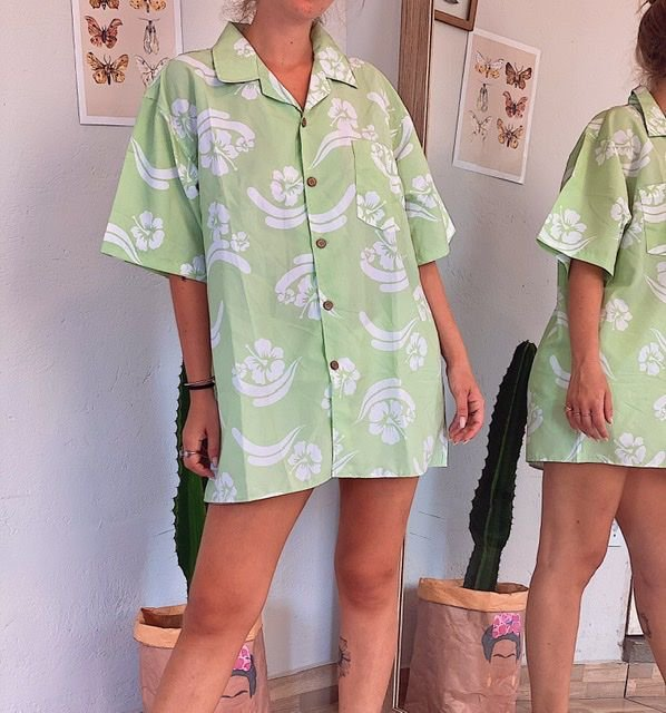 Camisão Hawaii