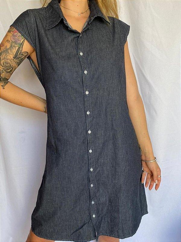 Vestido Midi Jeans (G)