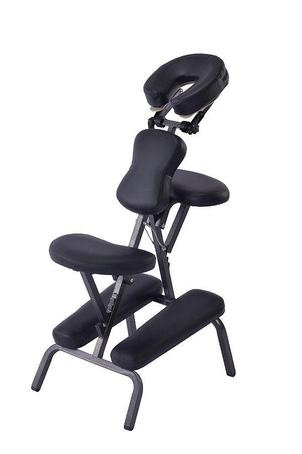 Cadeira de Massagem Shiatsu Quick Preta